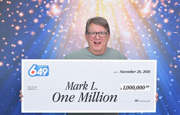 Lottery winner in Cranbrook feels family comes first