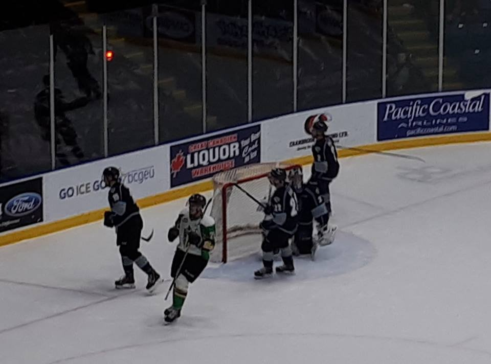 Winless weekend for ICE after 5-1 loss to Prince Albert