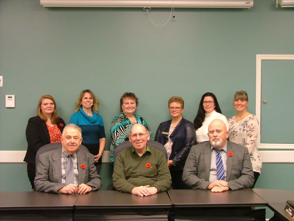 SD5 Board of Education holds inaugural meeting