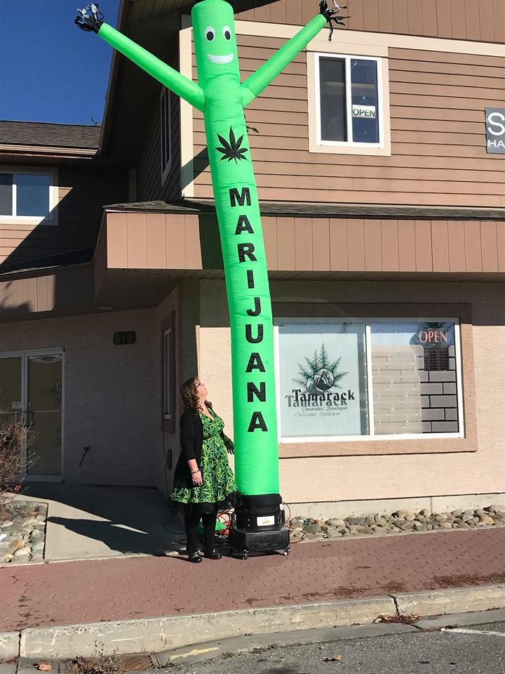 Tamarack Cannabis Boutique holds grand opening Friday