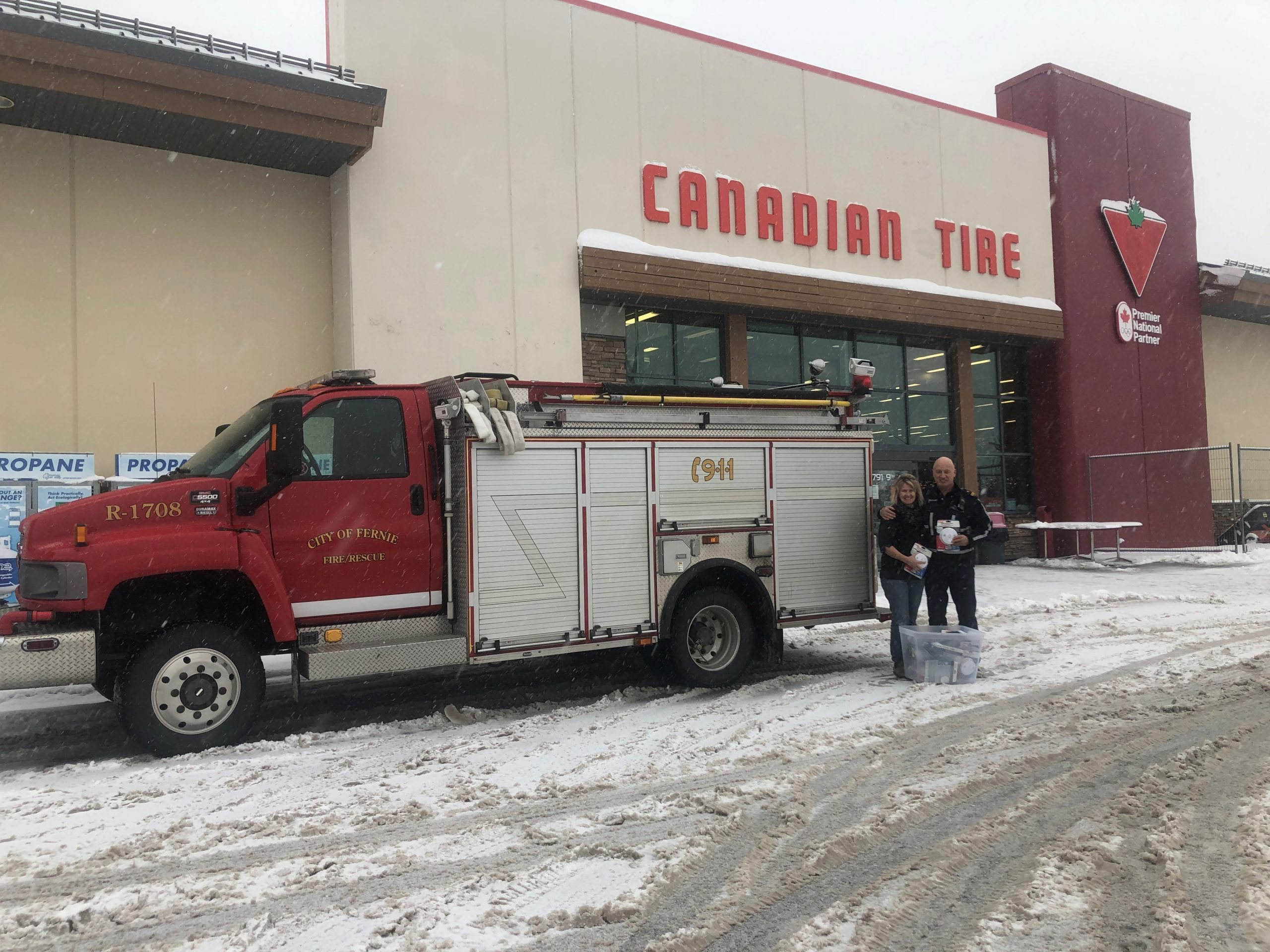 Fernie Fire Rescue offering smoke/carbon monoxide detectors to those in need