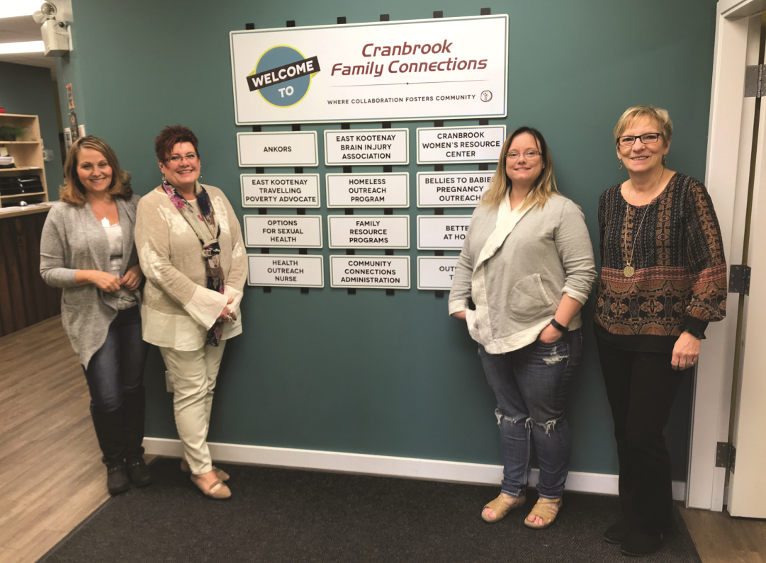 CotR research shows vital role Cranbrook Family Connections has in community