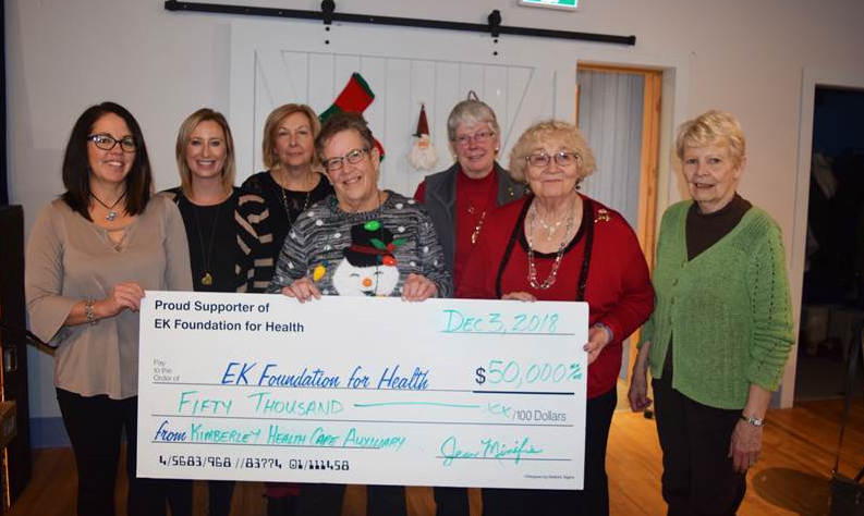 East Kootenay Foundation for Health receives $50,000 for new lab equipment