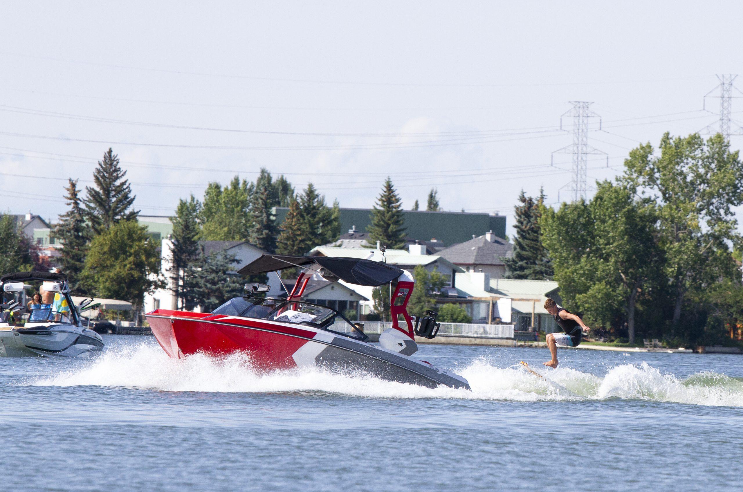 East Kootenay athletes shine at Canadian Wakesurf National