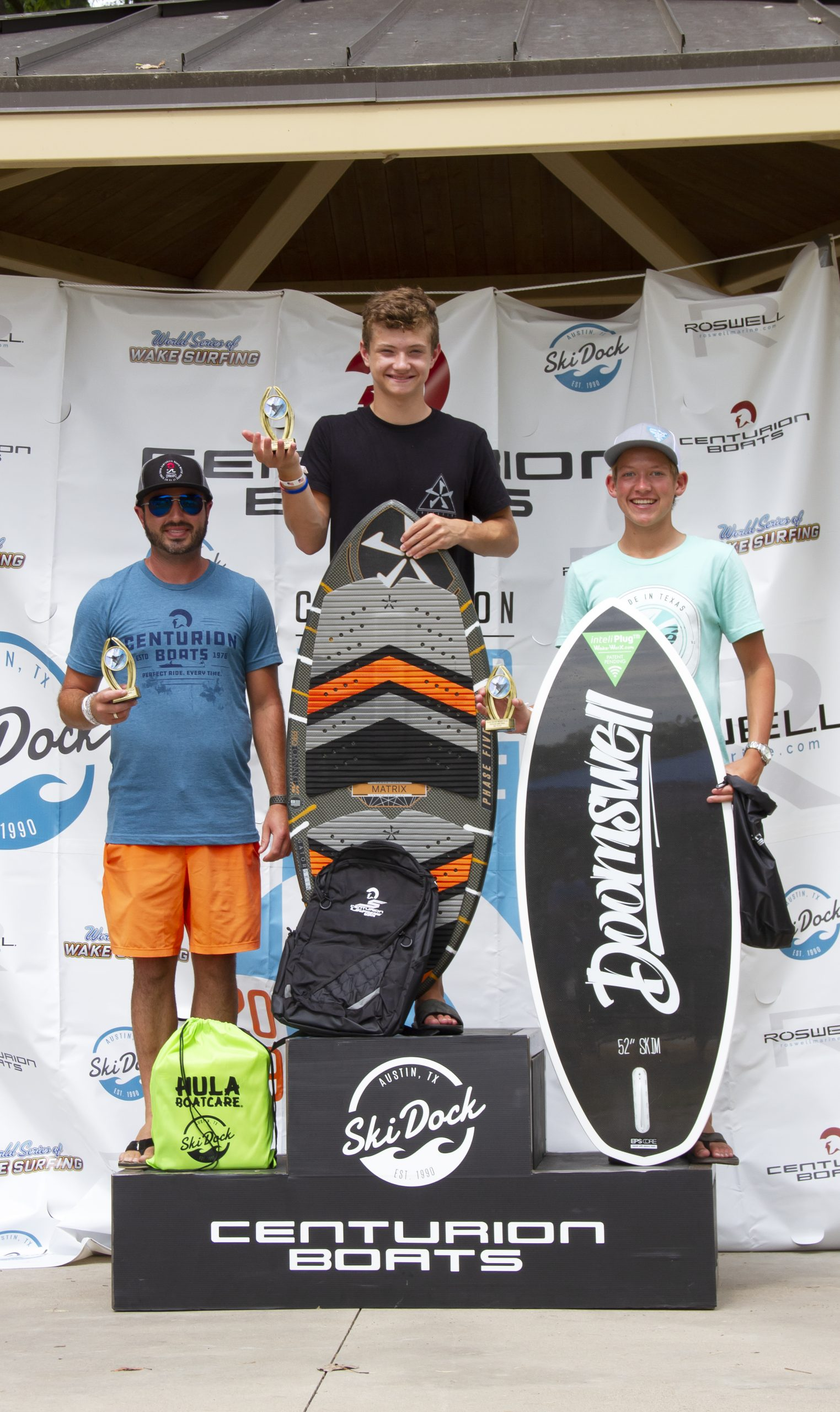 Local wakesurfers make waves in Waco, Texas | The Drive FM