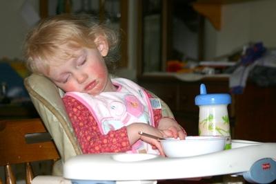 You Fell Asleep Where?!