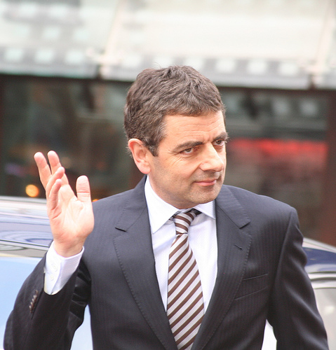 Imagine Mr. Bean in a Horror Movie!