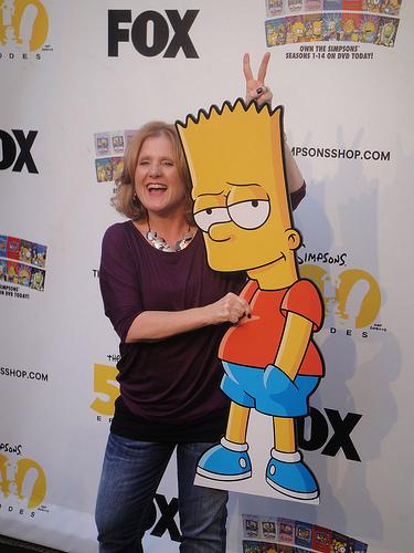 Hey Lady You Sound A Lot Like Bart Simpson!