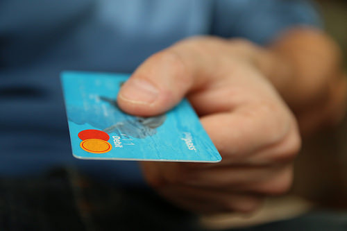 Pay With the Swipe Of Your Finger!