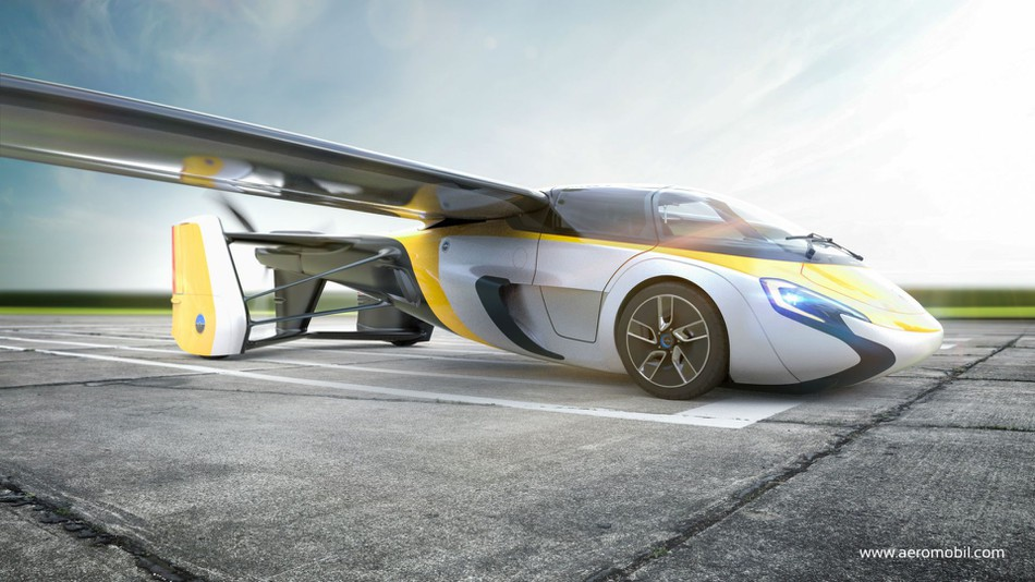 A Flying Car You Might Actually Be Able To Buy This Year