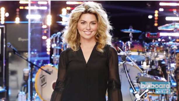 Shania Twain Announces New Single 'Life's About To Get Good'
