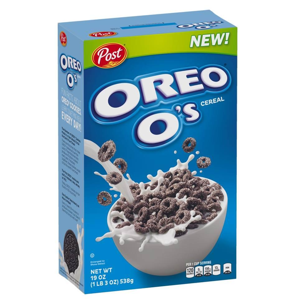 OREO O'S ARE BACK!