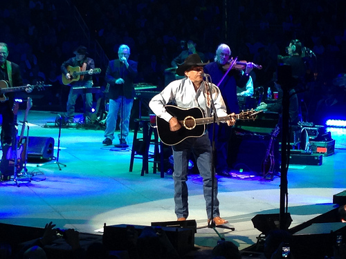 George Strait Headed to Vegas in New Year