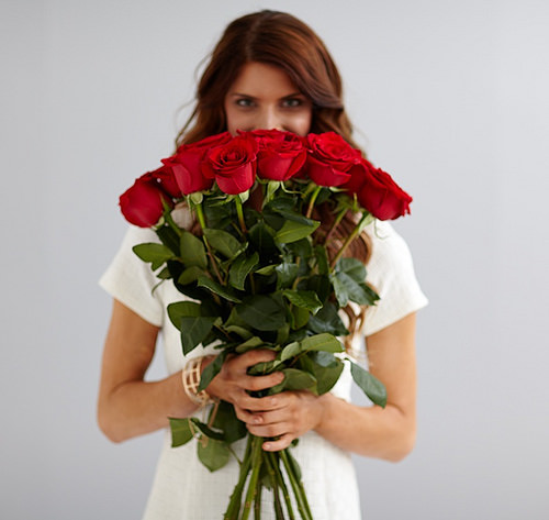 Some women do this for themselves on Valentine's Day...