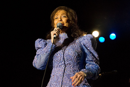 Loretta Lynn Makes First Public Appearance Since Stroke