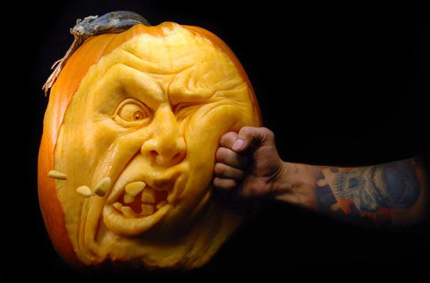 Get Inspired with These Amazing Pumpkin Carvings