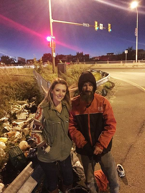 A Homeless Man who Gave Up his Last $20.00 will Warm Your Heart