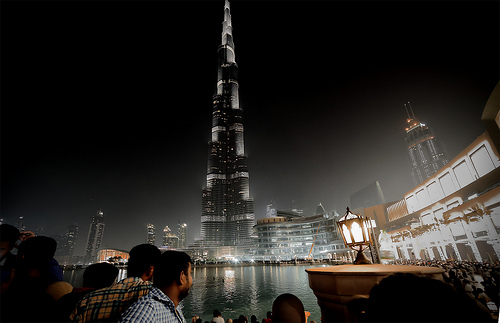 Who Wants to Work in Dubai?!