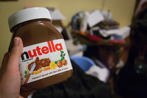 Nutella Secretly Changes Iconic Recipe