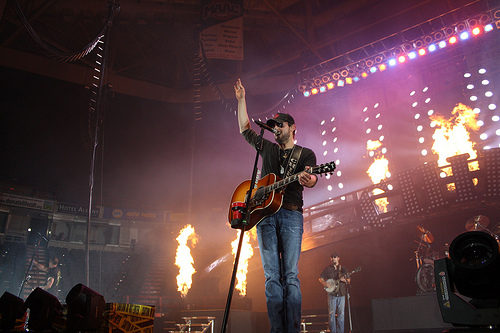 Eric Church is, The Chief