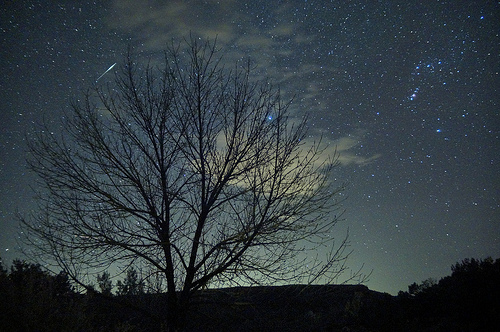 First Meteor Shower of 2018 is Next Week