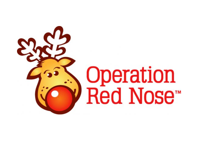 Operation Red Nose Busiest Weekend