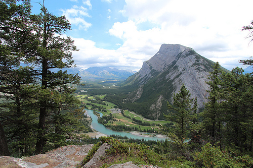You Can Now Buy a Bottle of Banff Air