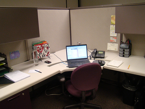 Try not to do this in the office!  It drives people crazy!
