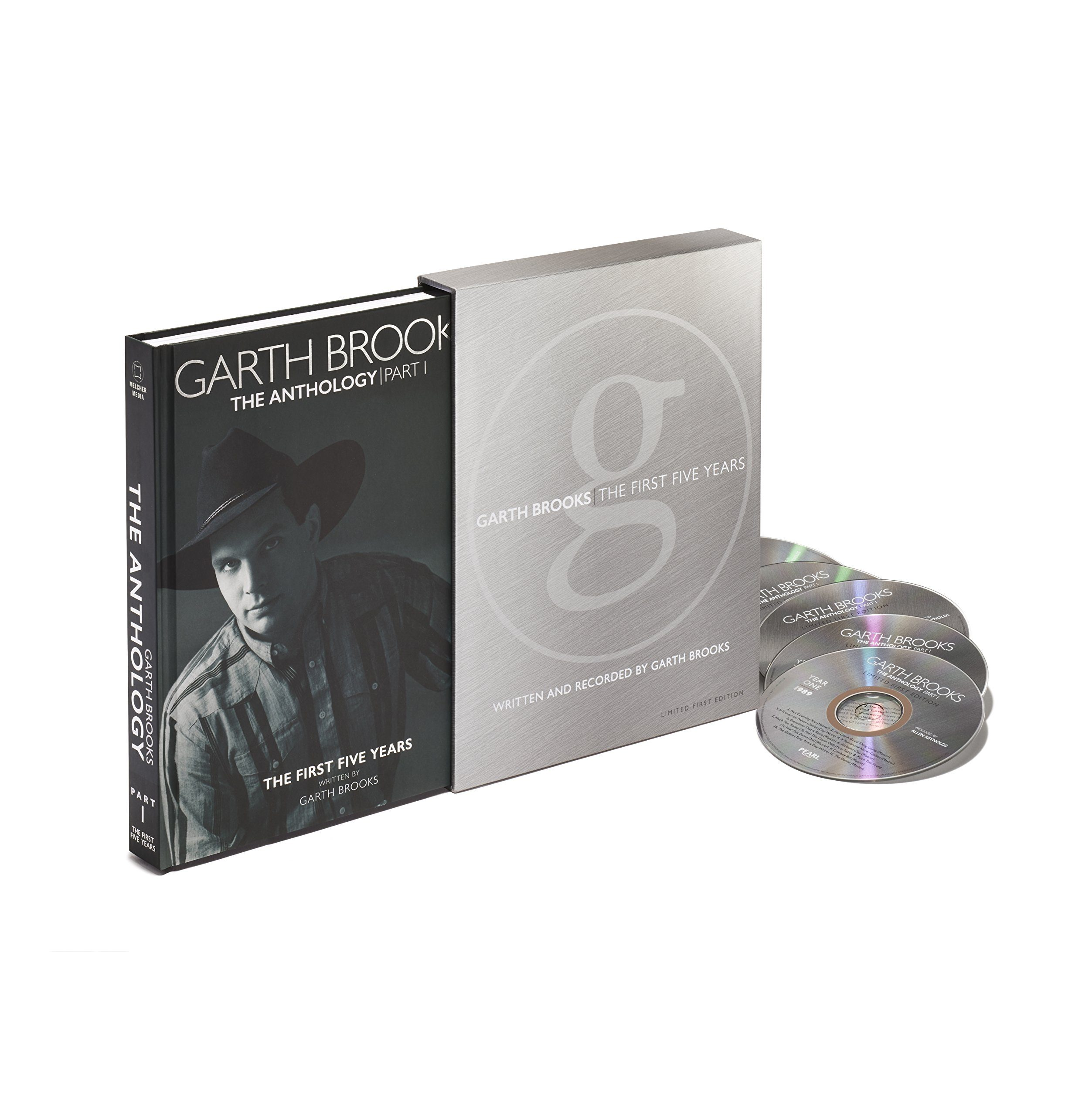 Garth Brooks Tops Album Sales with Anthology