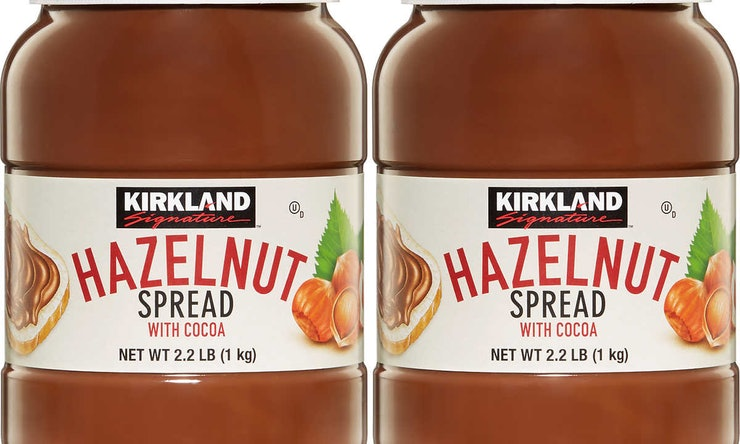 Costco Launching Own Version of Nutella