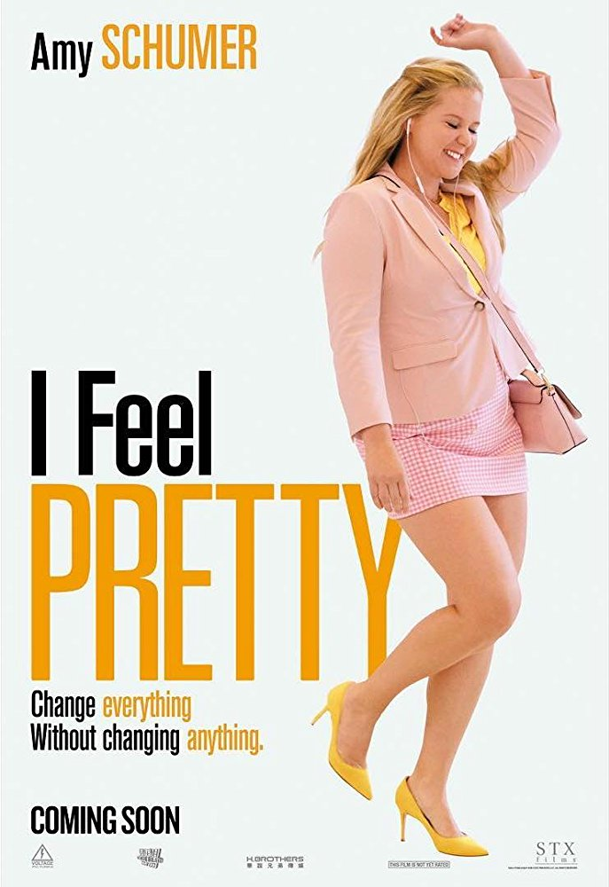 Amy Schumer is Feeling Pretty