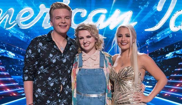 American Idol Crowns Champion