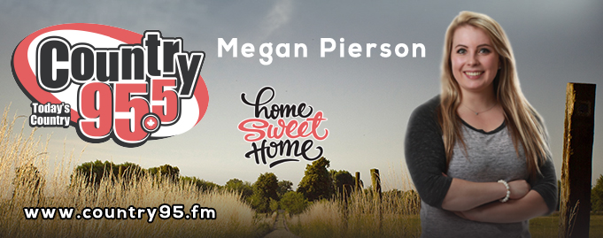 Feature: http://www.country95.fm/megan-pierson/