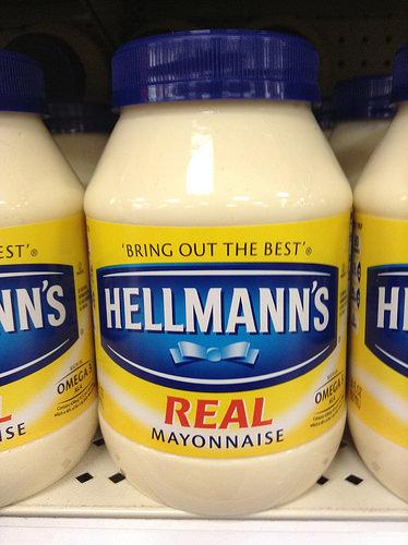Mayo Ice Cream?