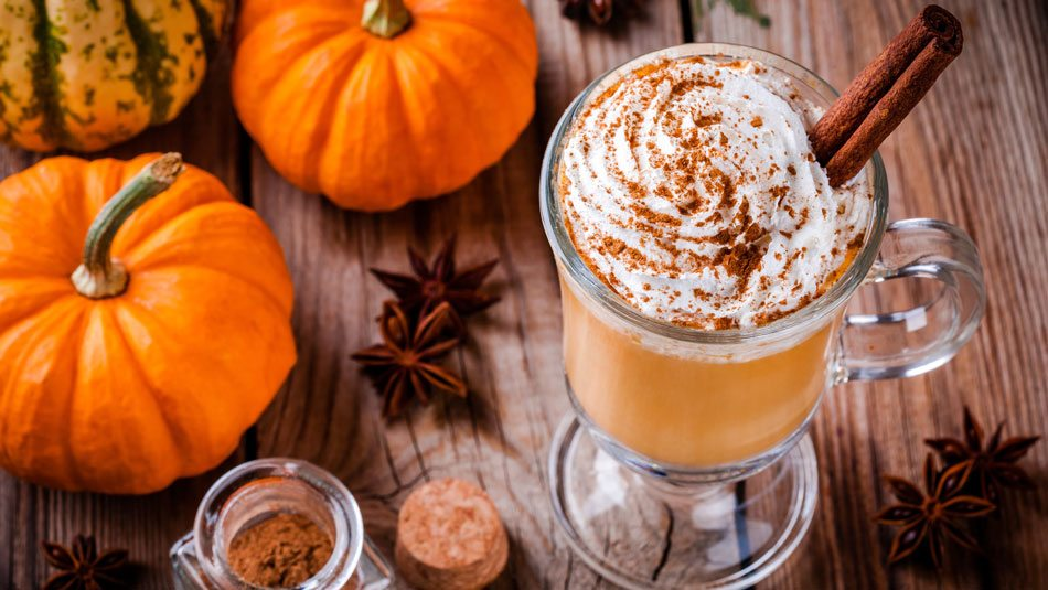 Pumpkin Spice Crazy