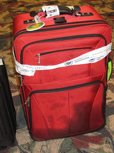 If you do this, your luggage will most likely not get stolen!