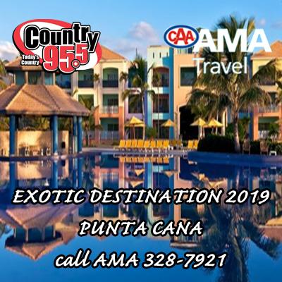 Exotic Destination 2019 Winner!