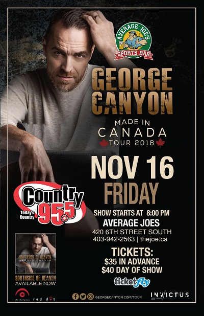 A Conversation with George Canyon