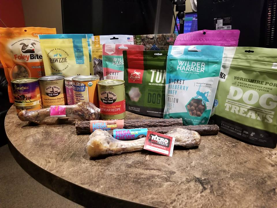 Food and treats for your allergic pets (Nov 5)