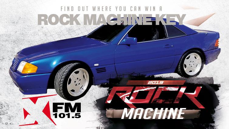 Rock Machine 2019 | XFM