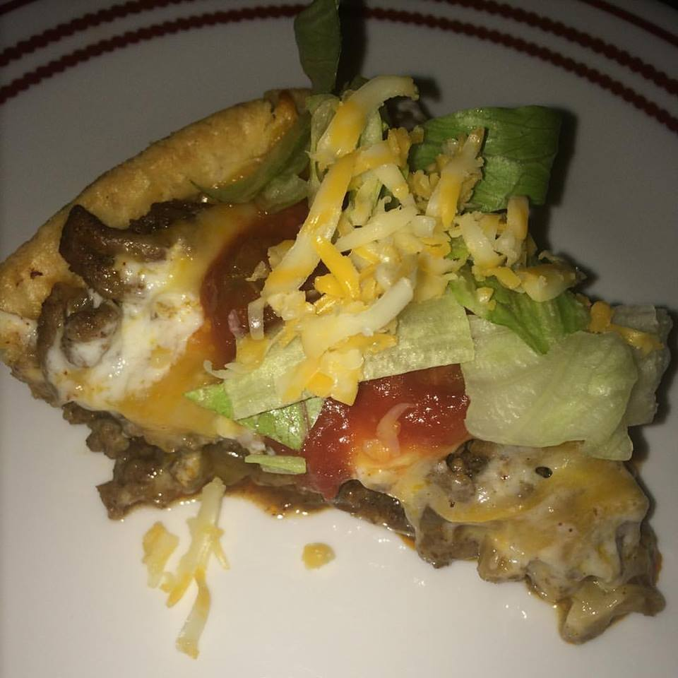 It's Taco Tuesday and International Pi Day So Here's A Taco Pie