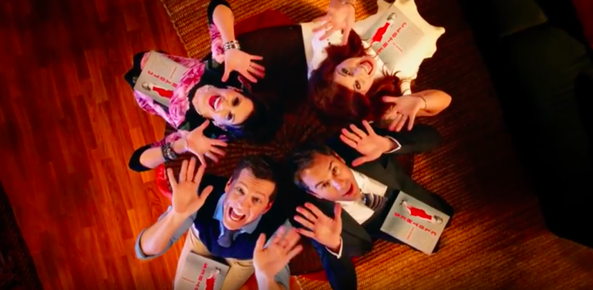It's really happening! Will & Grace returns this Fall!