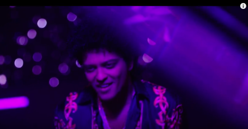 New Bruno Mars video featuring Zendaya!