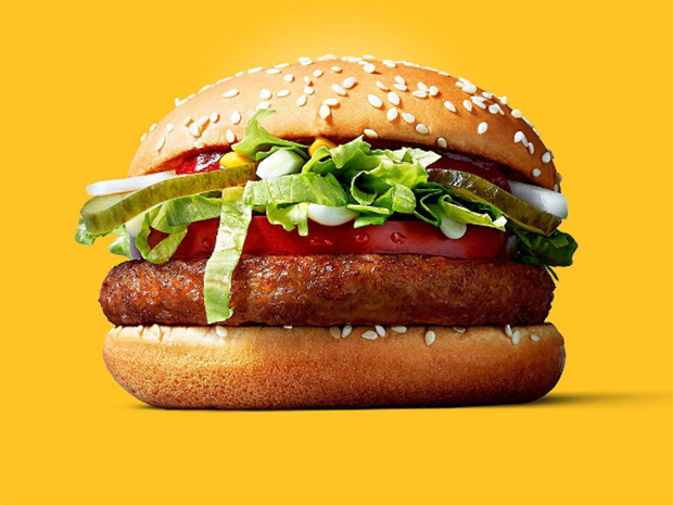 'McVEGAN' Sandwich Coming to McDonald's!