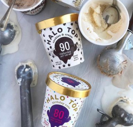 Halo Top Ice Cream Has Arrived In Canada!!
