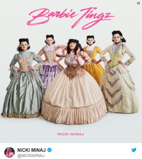 New Music from Nick Minaj?!