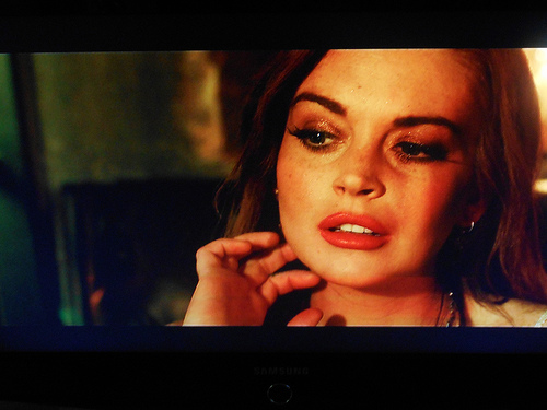 Who's ready for a Lindsay Lohan Reality Show? I must admit, I think I am...