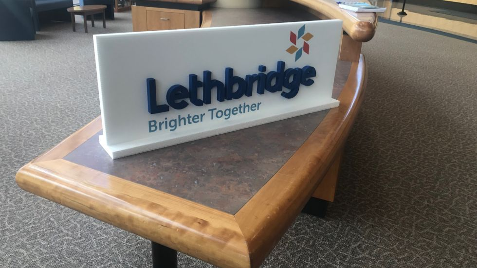 Lethbridge Has a New Logo/Slogan!