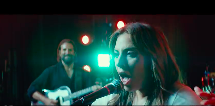 "Will THIS get Lady Gaga an Oscar? Here's the official trailer for ""A Star Is Born"""