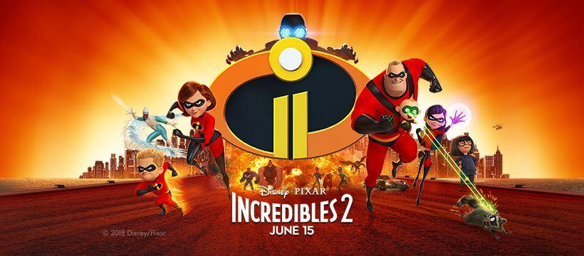 Incredibles 2 Causing Seizures and Migraines?!